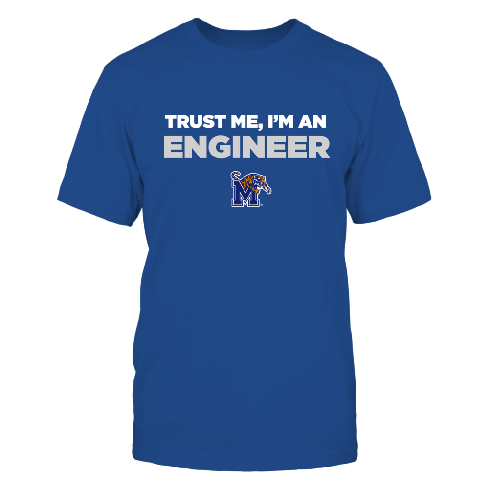 Memphis Tigers - Trust Me - Engineer - Team Front picture