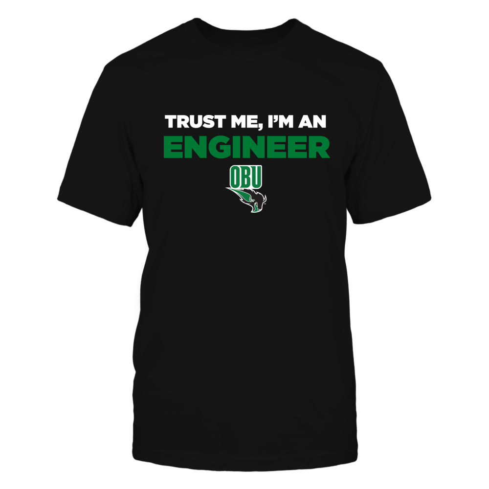Oklahoma Baptist Bison - Trust Me - Engineer - Team Front picture