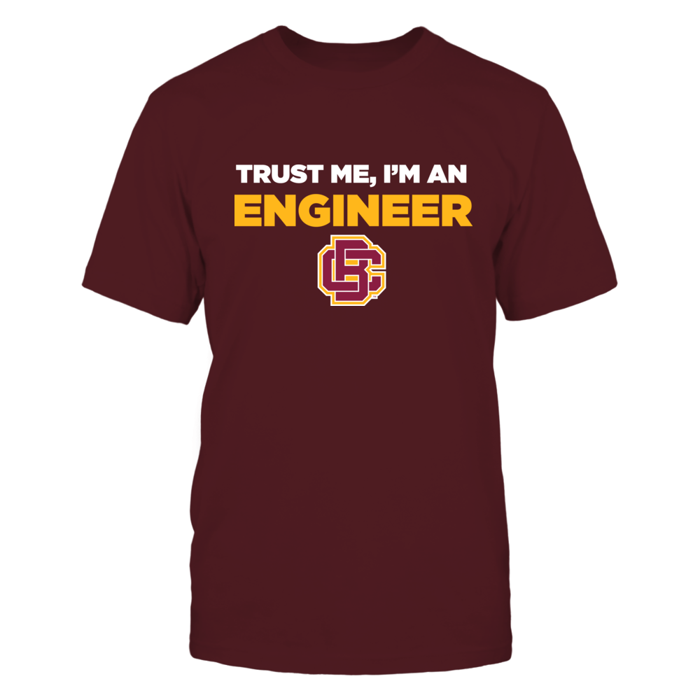 Bethune-Cookman Wildcats - Trust Me - Engineer - Team Front picture