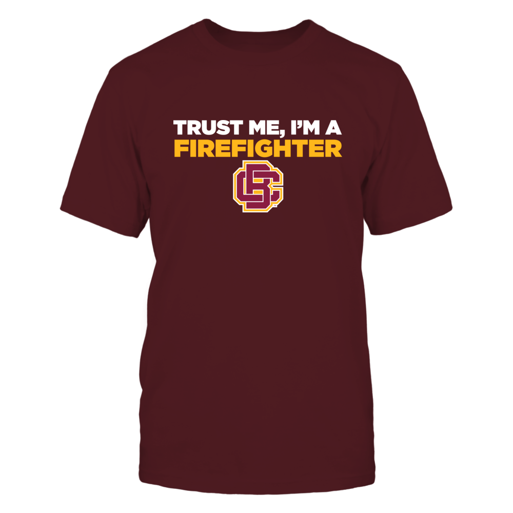 Bethune-Cookman Wildcats - Trust Me - Firefighter - Team Front picture
