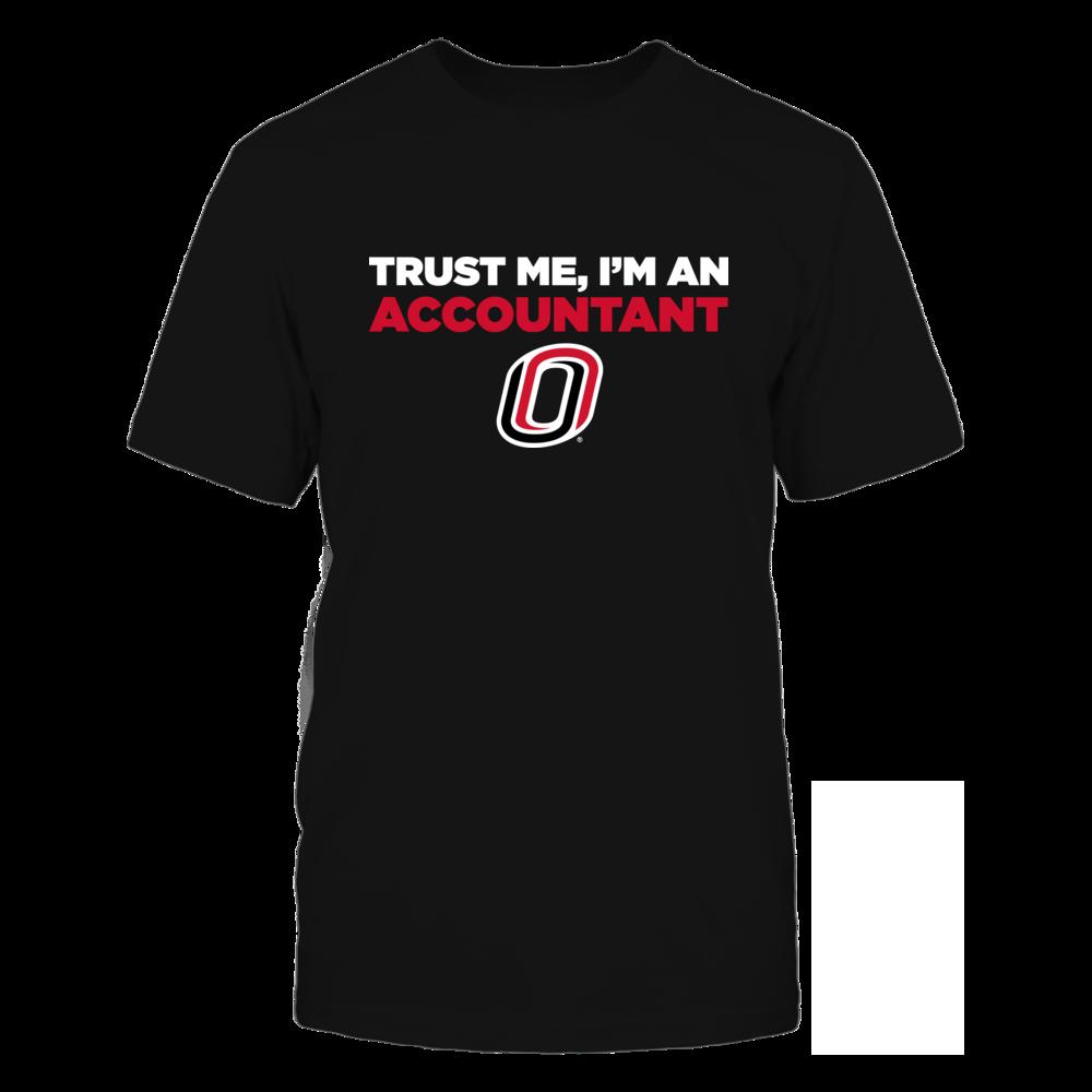 Nebraska Omaha Mavericks - Trust Me - Accountant - Team Front picture