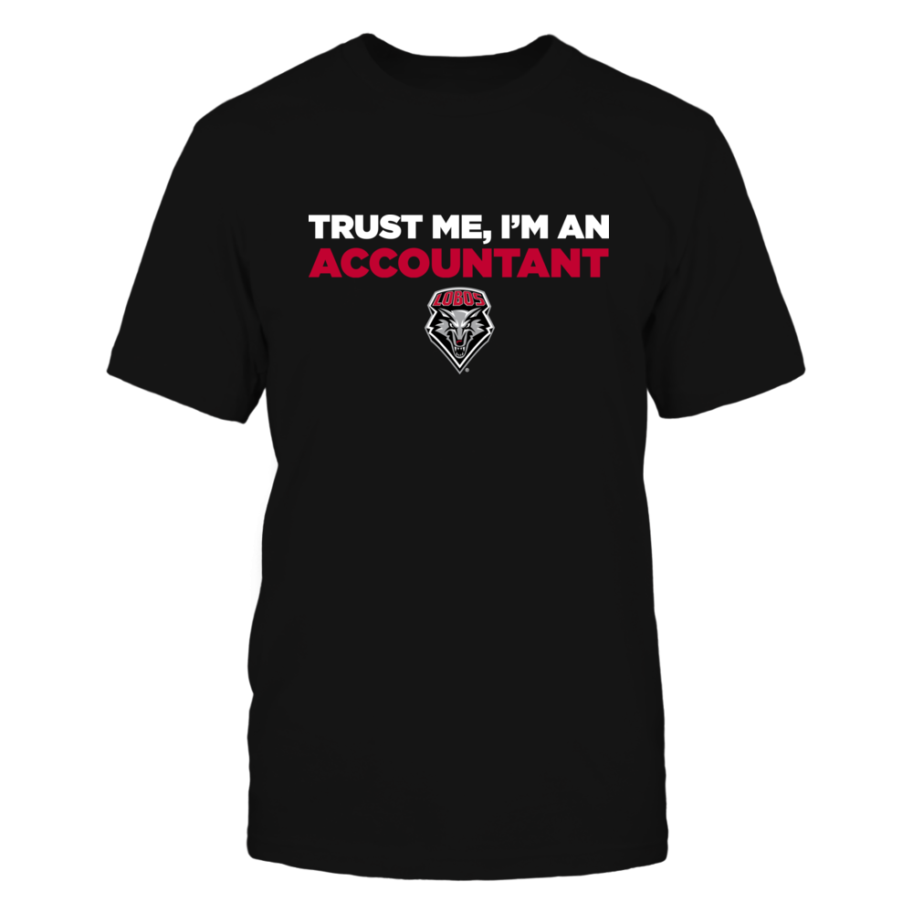 New Mexico Lobos - Trust Me - Accountant - Team Front picture