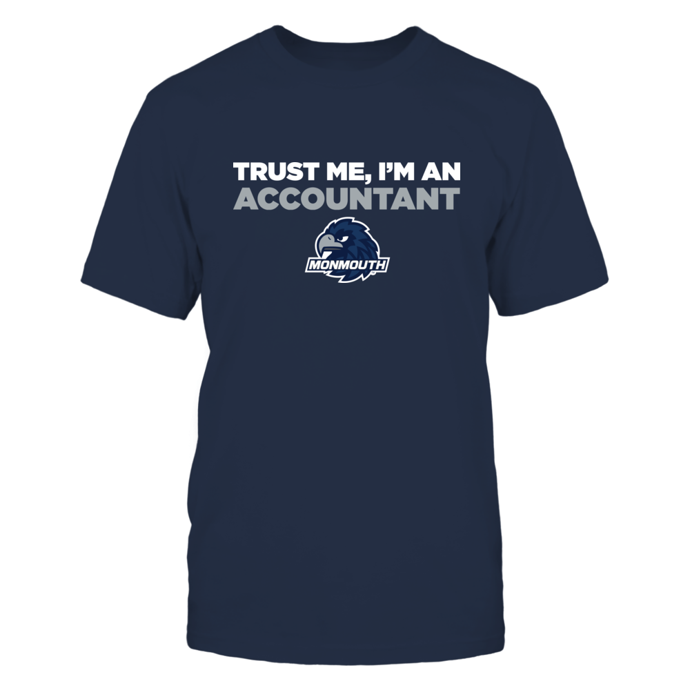 Monmouth Hawks - Trust Me - Accountant - Team Front picture