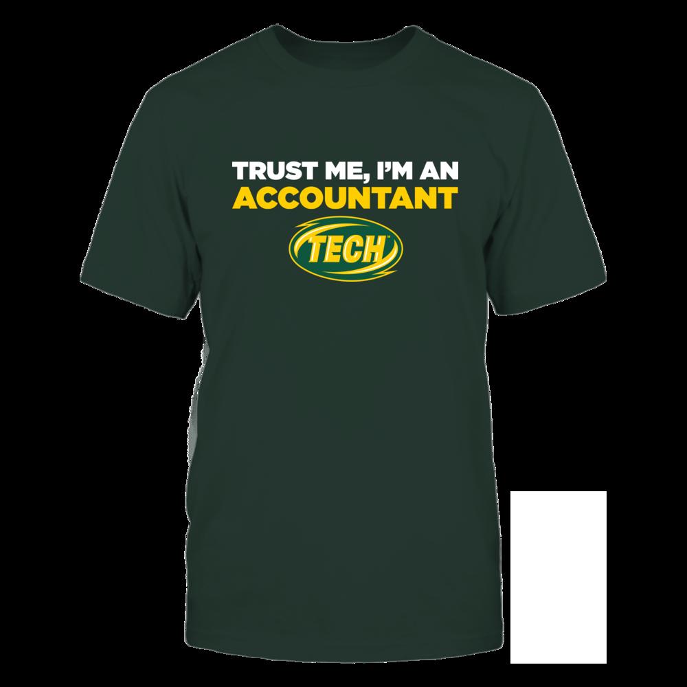 Arkansas Tech Golden Suns - Trust Me - Accountant - Team Front picture