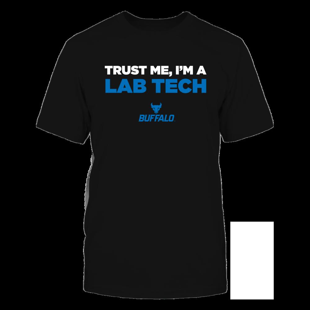 Buffalo Bulls - Trust Me - Lab Tech - Team Front picture