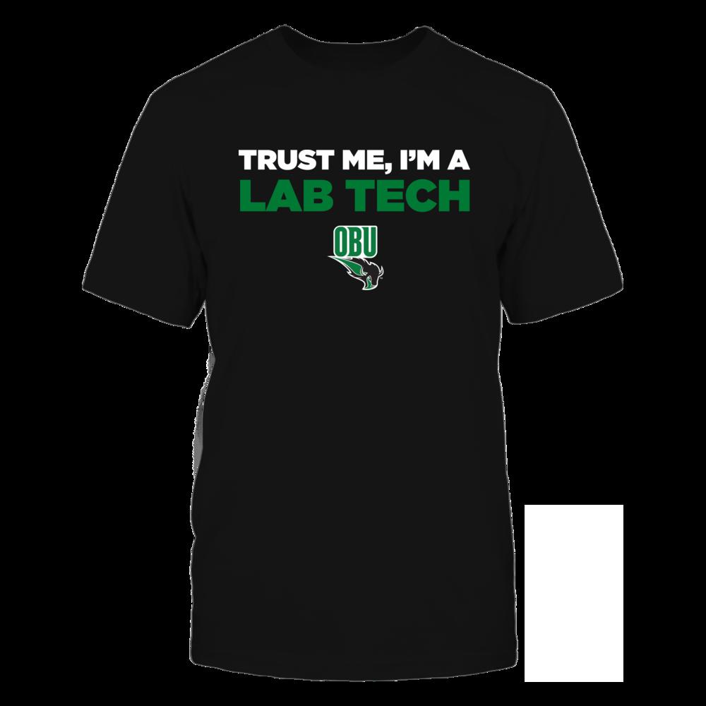 Oklahoma Baptist Bison - Trust Me - Lab Tech - Team Front picture