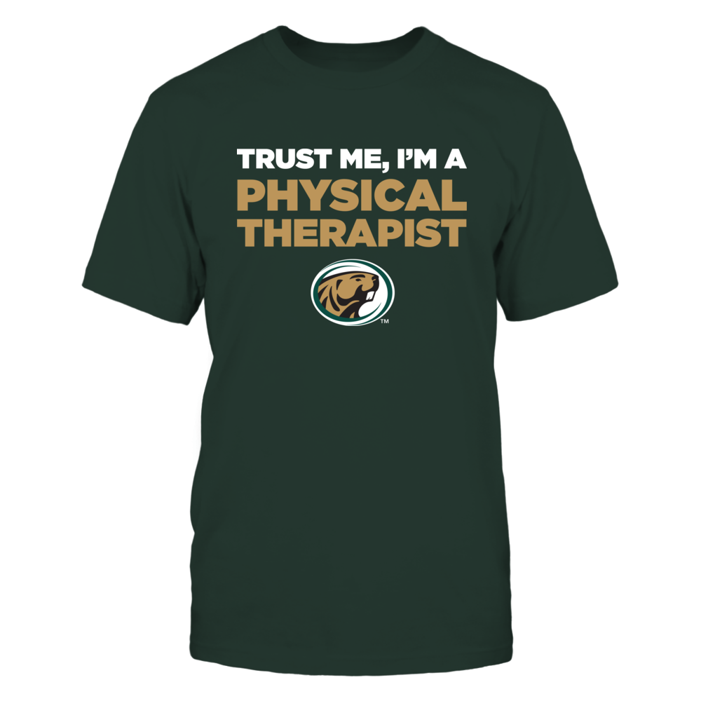 Bemidji State Beavers - Trust Me - Physical Therapist - Team Front picture
