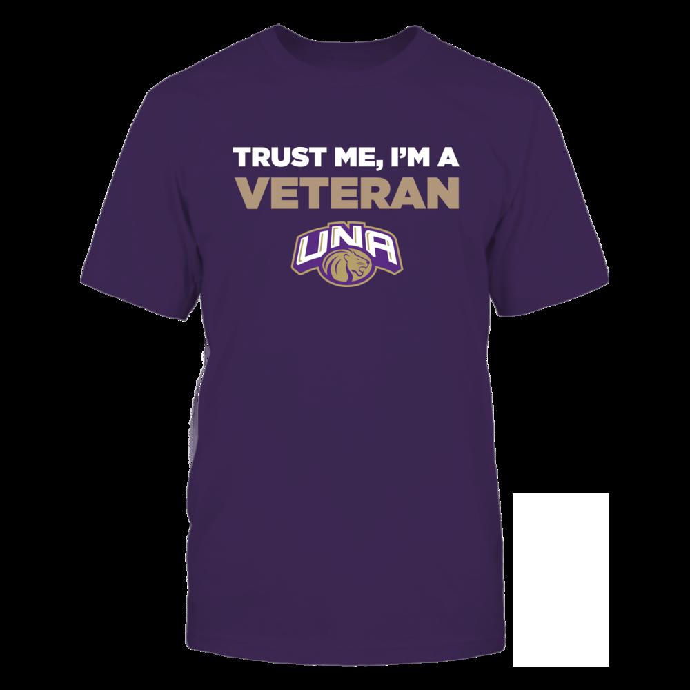North Alabama Lions - Trust Me - Veteran - Team Front picture
