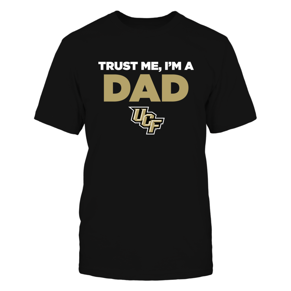 UCF Knights - Trust Me - Dad - Team Front picture