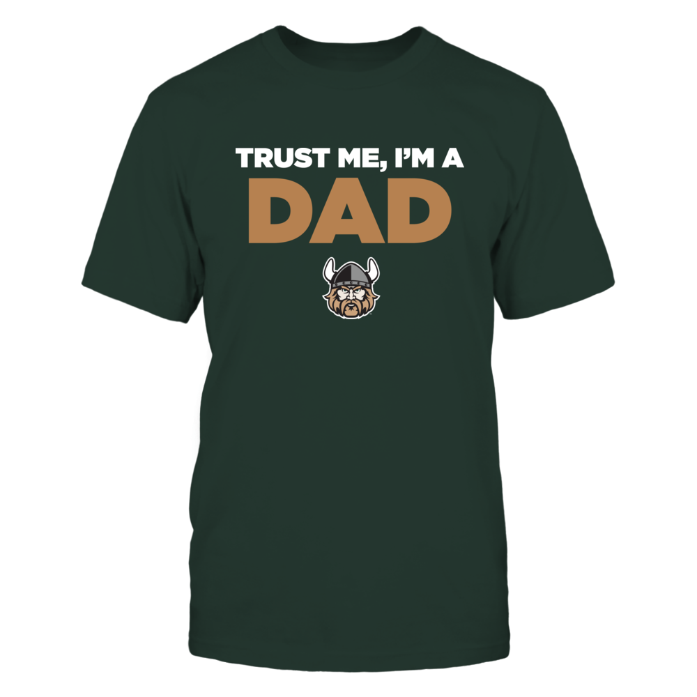 Cleveland State Vikings - Trust Me - Dad - Team Front picture
