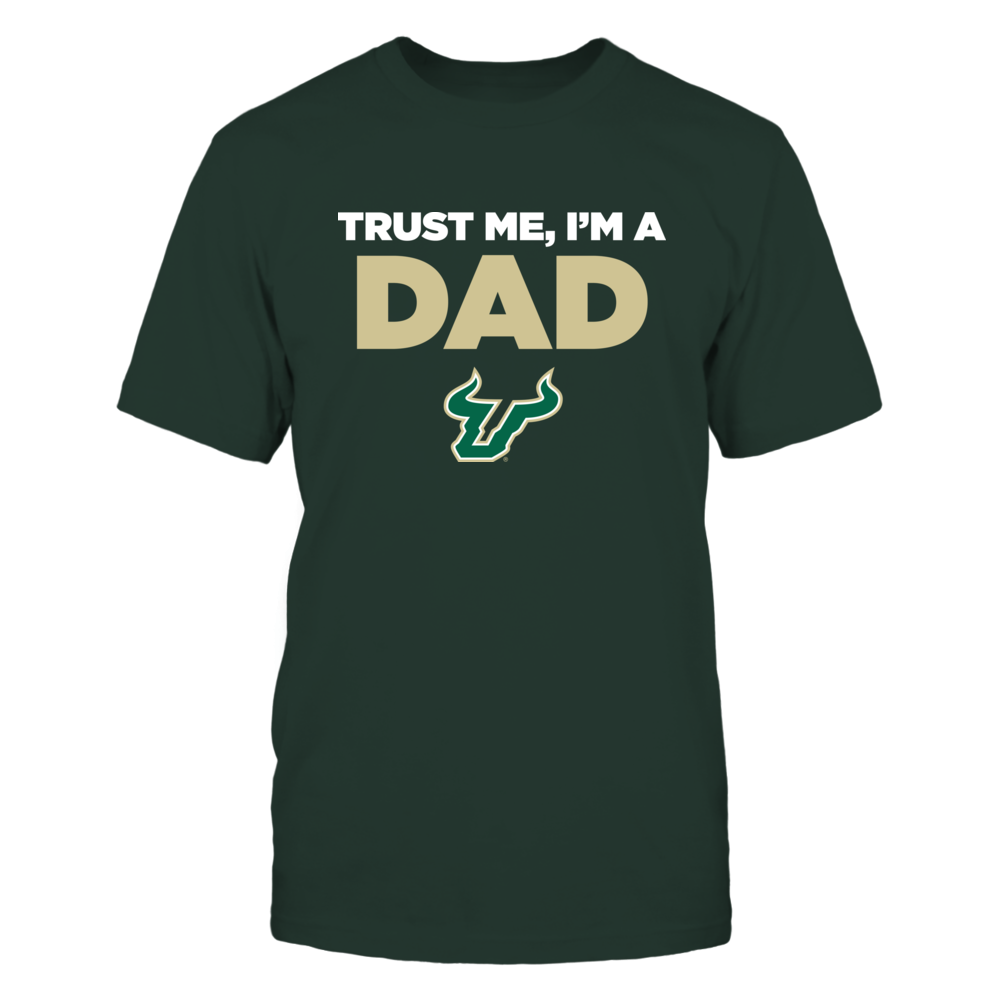 South Florida Bulls - Trust Me - Dad - Team Front picture