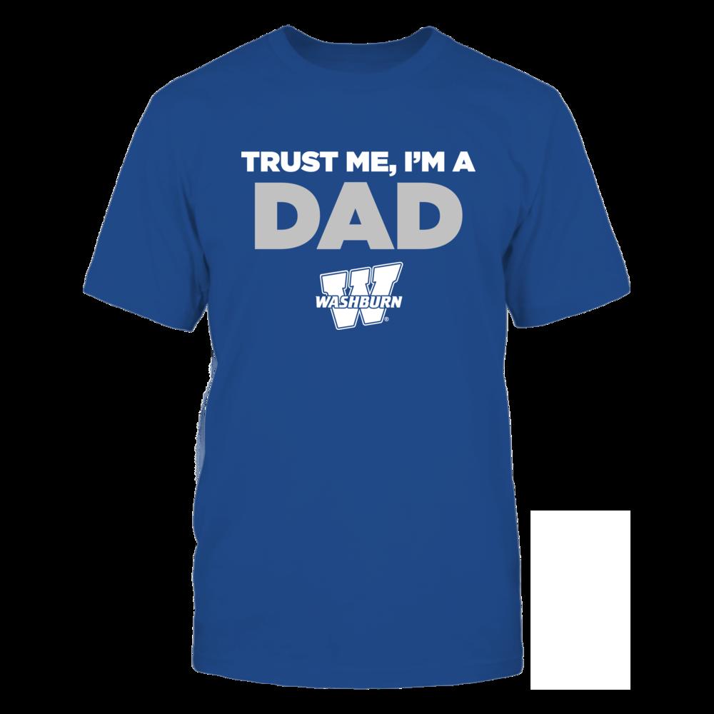 Washburn Ichabods - Trust Me - Dad - Team Front picture