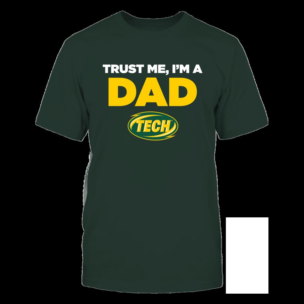 Arkansas Tech Golden Suns - Trust Me - Dad - Team Front picture
