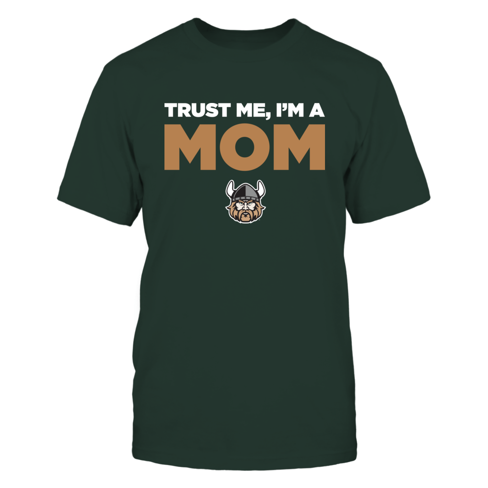 Cleveland State Vikings - Trust Me - Mom - Team Front picture