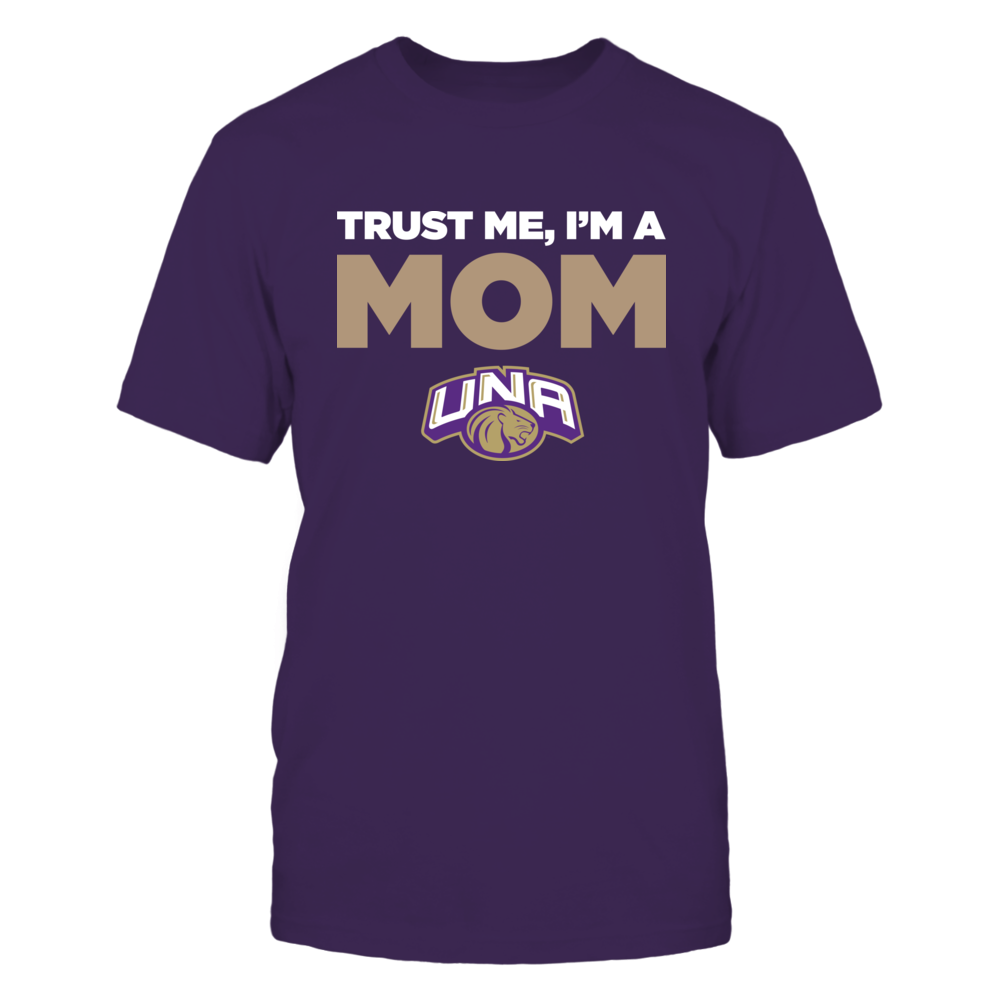 North Alabama Lions - Trust Me - Mom - Team Front picture