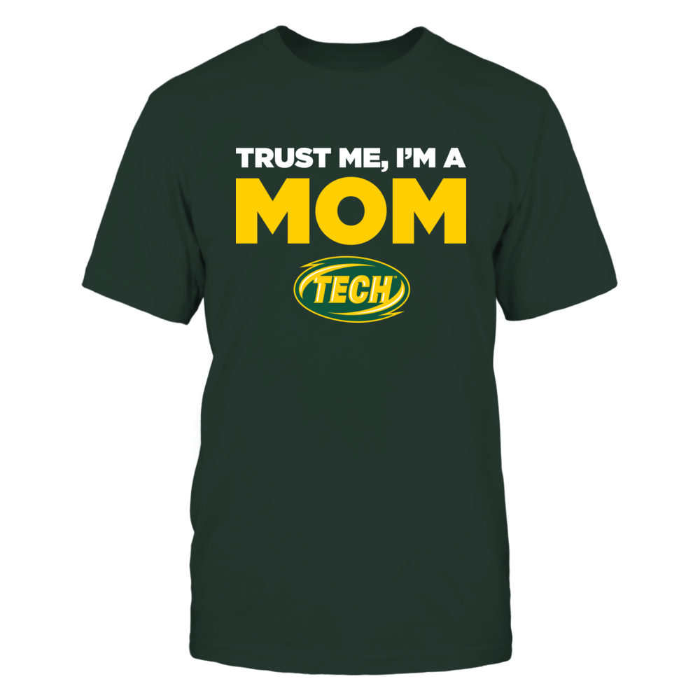Arkansas Tech Golden Suns - Trust Me - Mom - Team Front picture