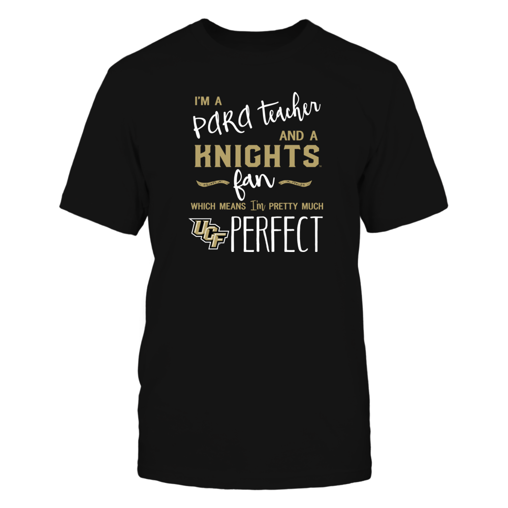 UCF Knights - Perfect PARA Teacher - IF32-IC32-DS75 Front picture