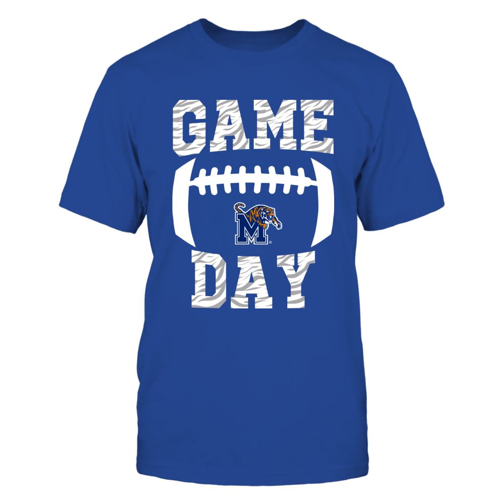 Memphis Tigers - Game Day Stripe - IF32-IC32-DS37 Front picture