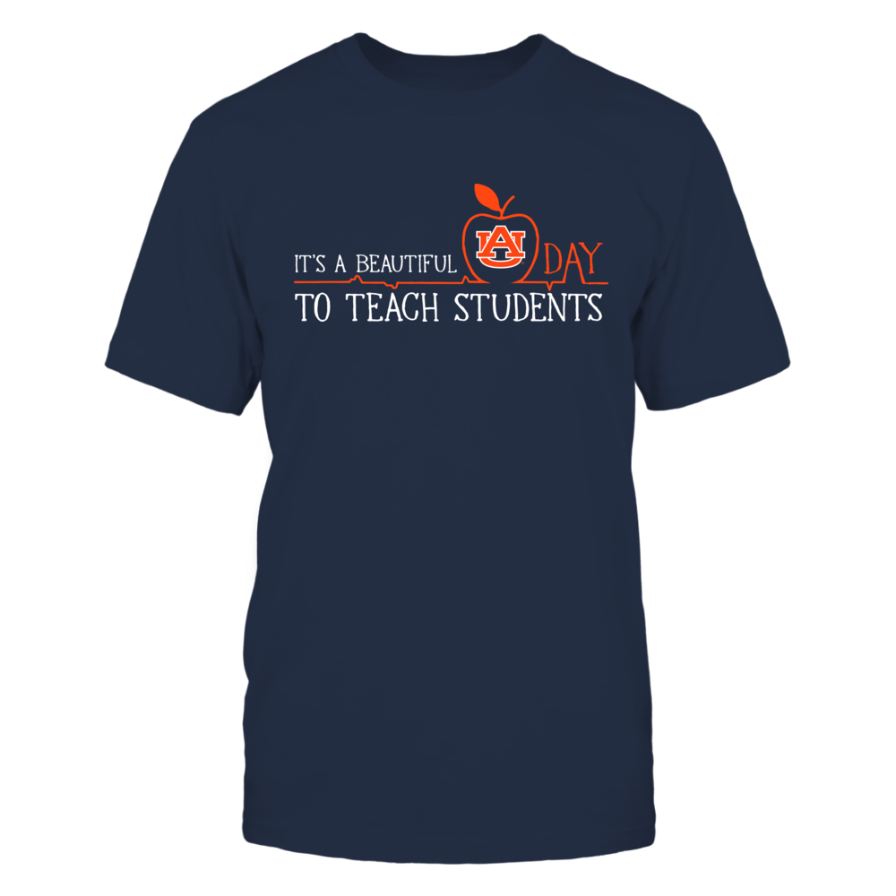 Auburn Tigers - Beautiful Day to Teach - Teach Front picture