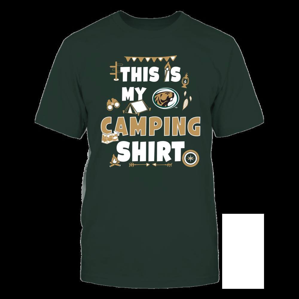 Bemidji State Beavers - My Camping Shirt - Team Front picture