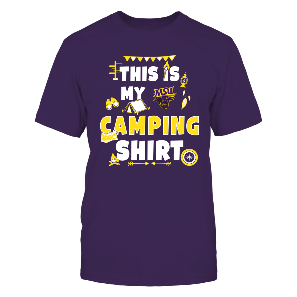 Minnesota State Mavericks - My Camping Shirt - Team Front picture