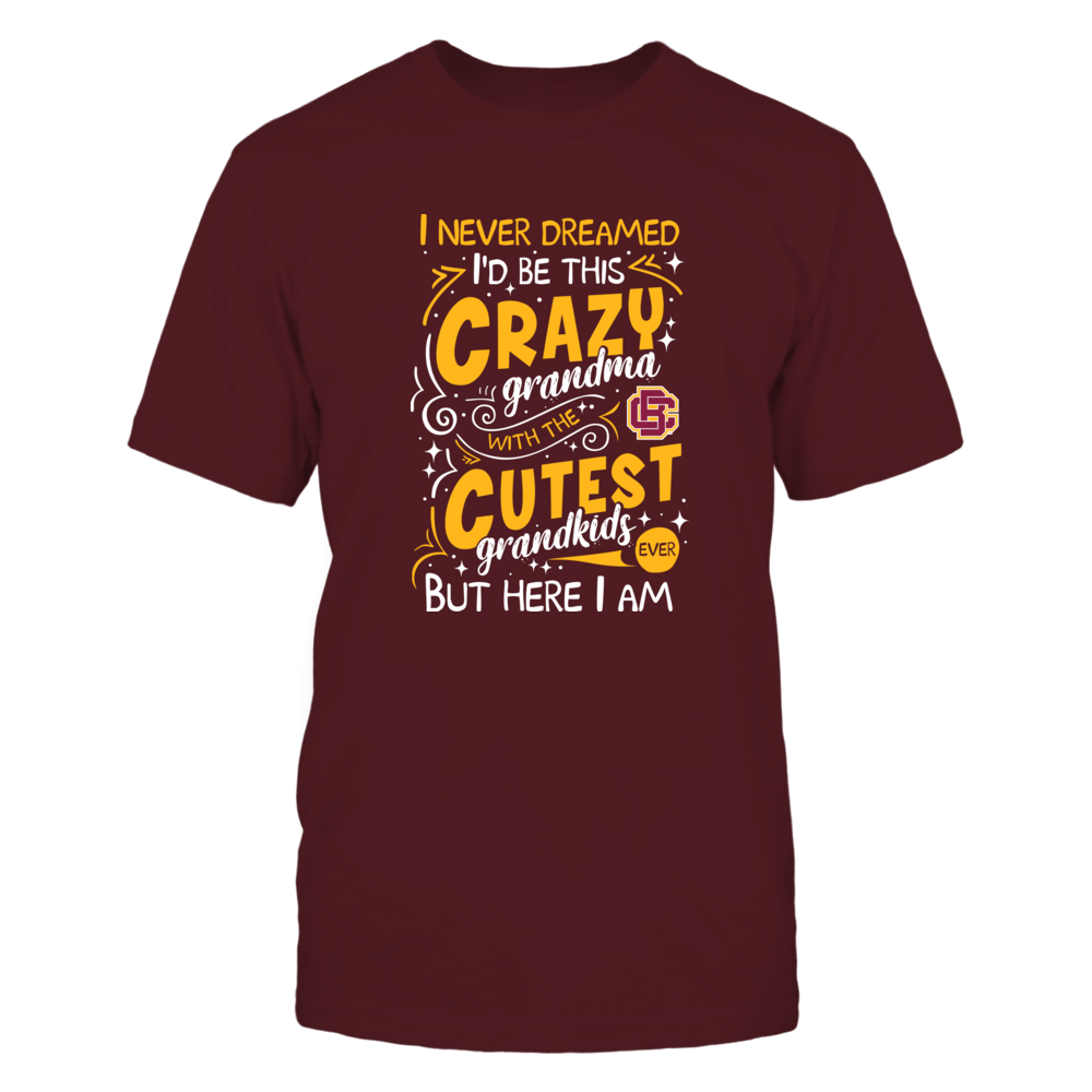Bethune-Cookman Wildcats - Never Dreamed - Crazy Grandma Front picture