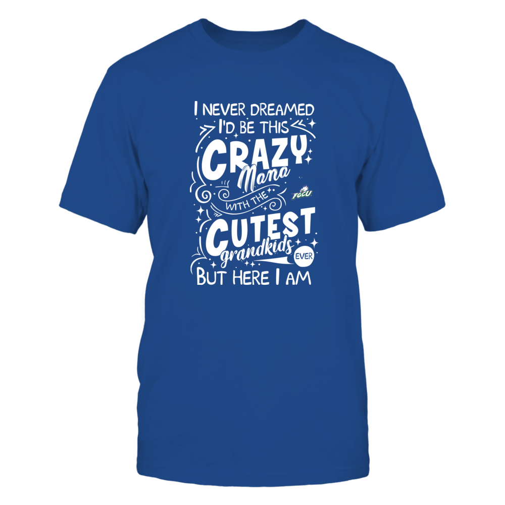 Florida Gulf Coast Eagles - Never Dreamed - Crazy Nana Front picture