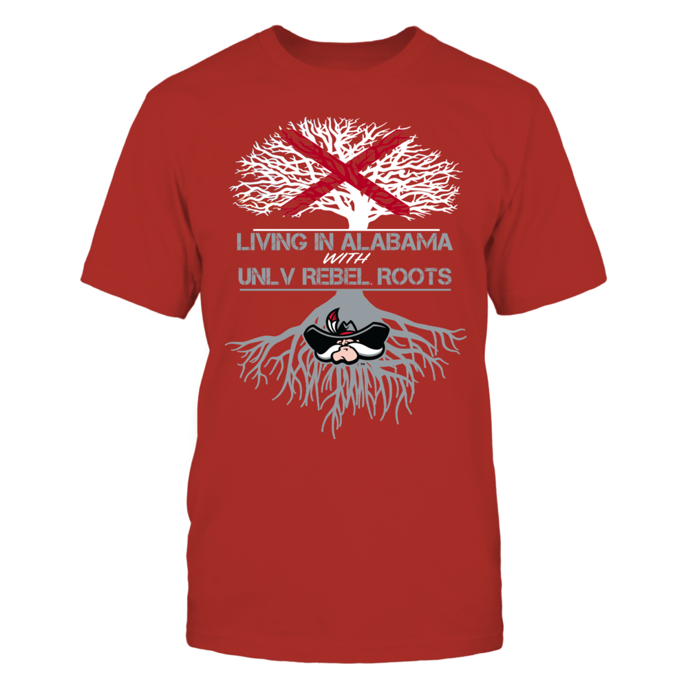 UNLV Rebels - Living Roots Alabama Front picture