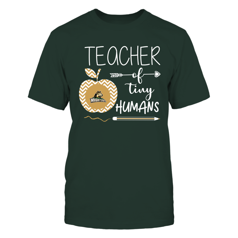 Wright State Raiders - Teacher of Tiny Humans - Team Front picture
