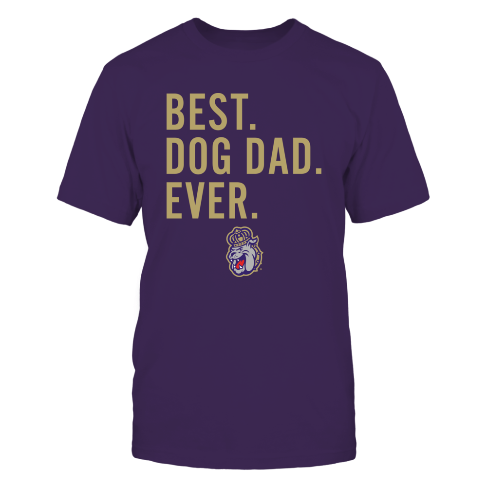 James Madison Dukes - Best Dog Dad - Team Front picture