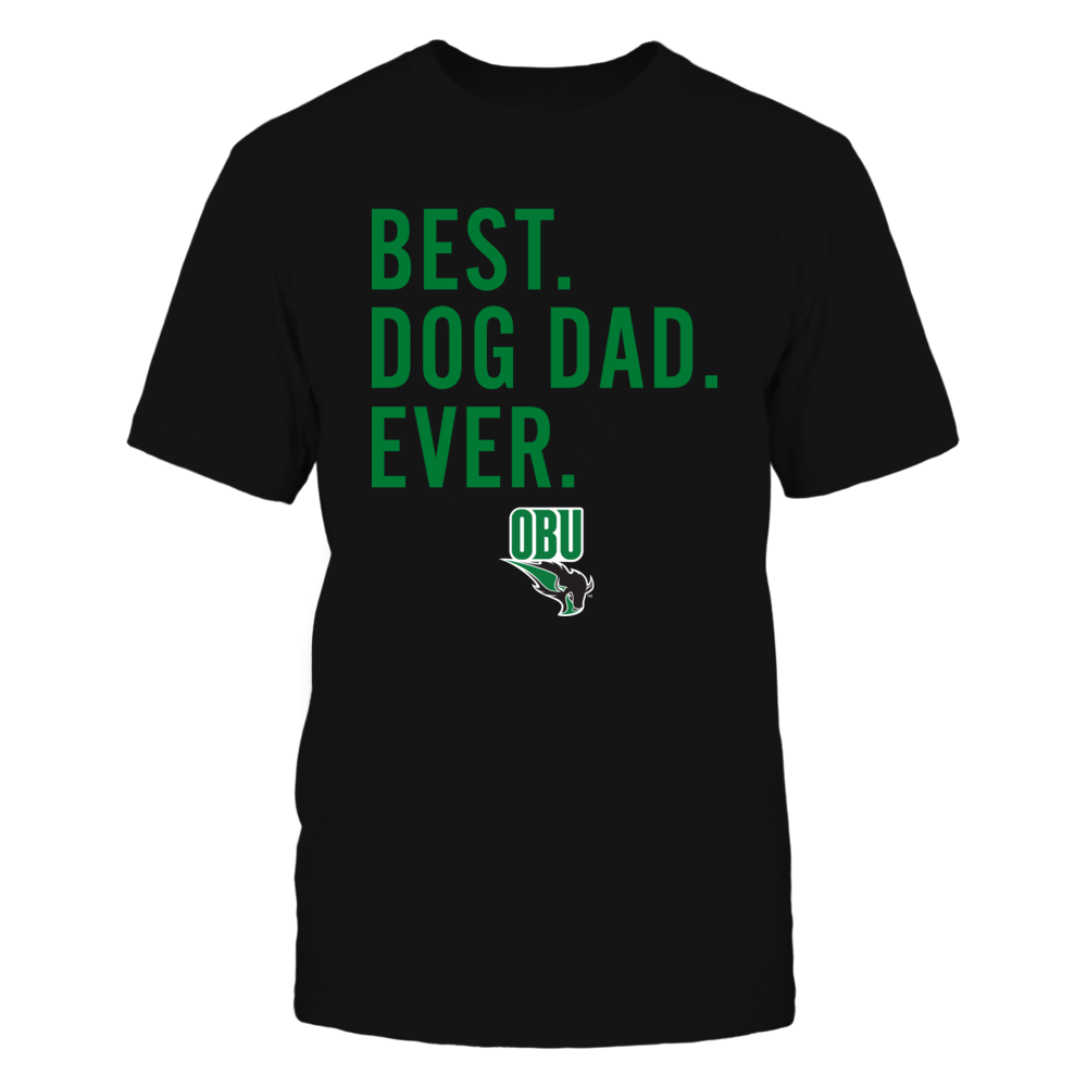Oklahoma Baptist Bison - Best Dog Dad - Team Front picture