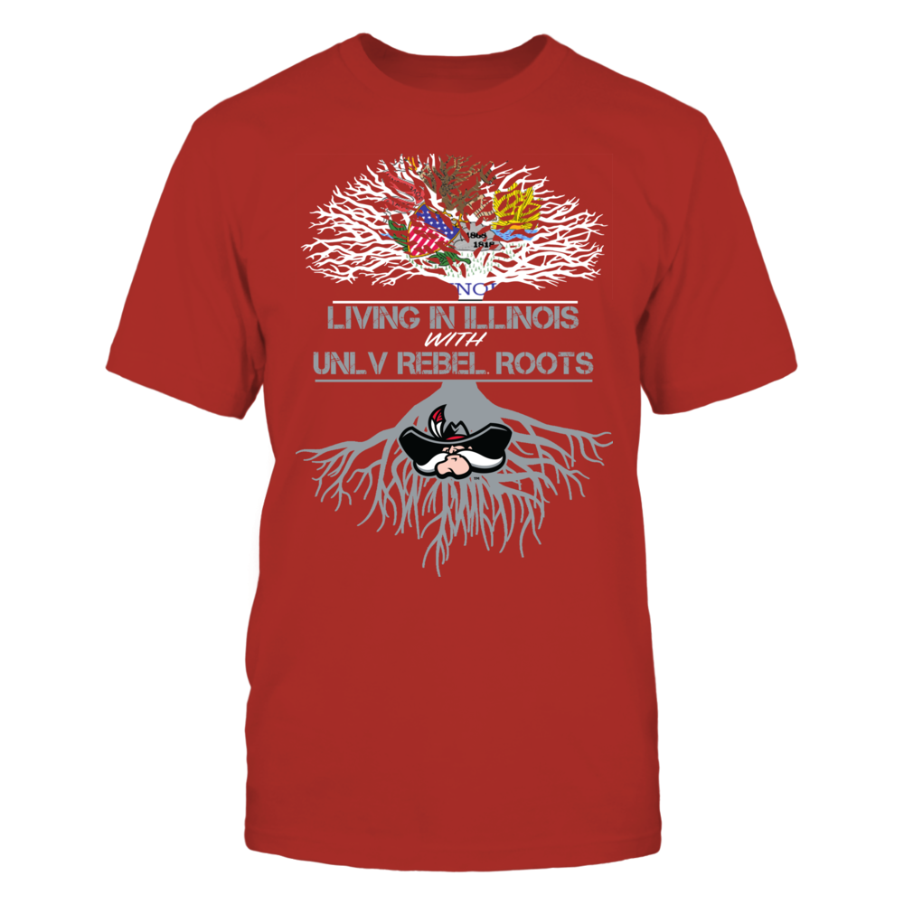 UNLV Rebels - Living Roots Illinois Front picture