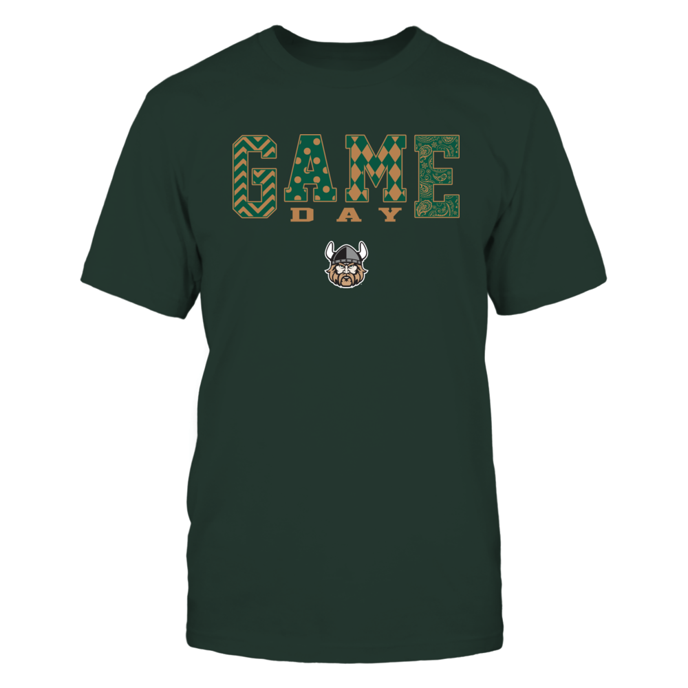 Cleveland State Vikings - Game Day Pattern Front picture