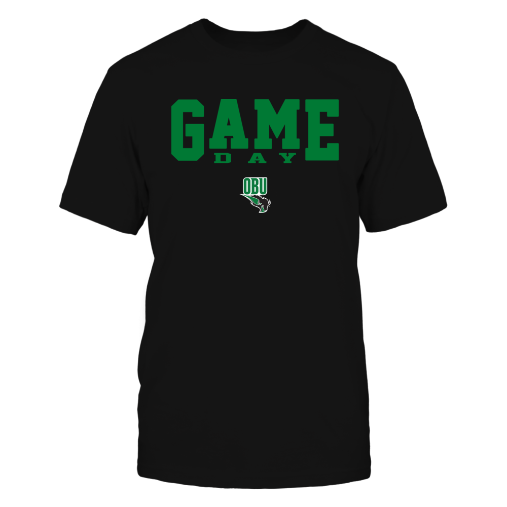 Oklahoma Baptist Bison - Game Day Pattern Front picture