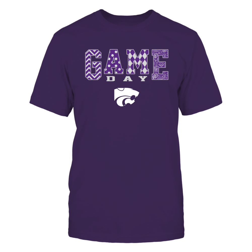 Kansas State Wildcats - Game Day Pattern Front picture