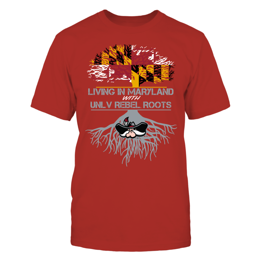 UNLV Rebels - Living Roots Maryland Front picture