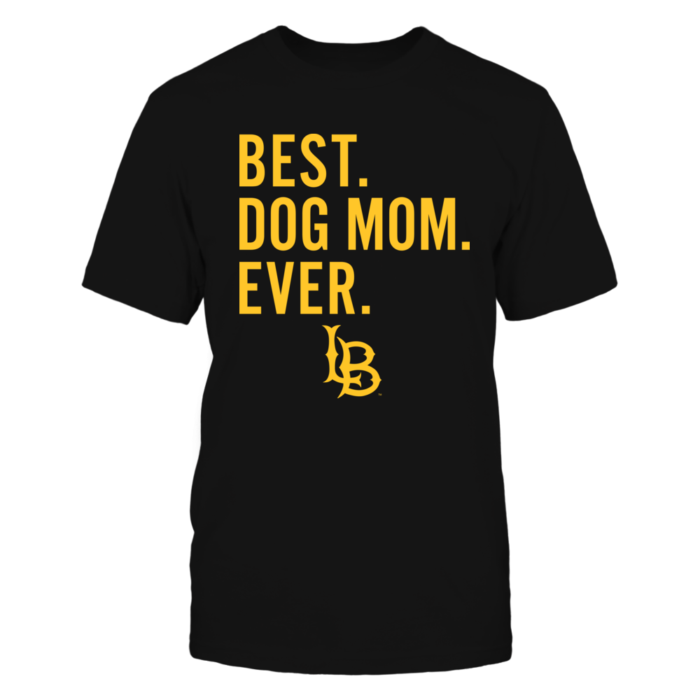 Long Beach State 49ers - Best Dog Mom - Team Front picture