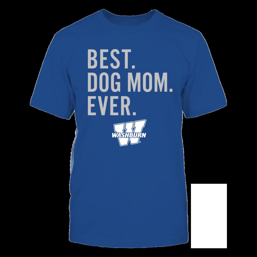 Washburn Ichabods - Best Dog Mom - Team Front picture