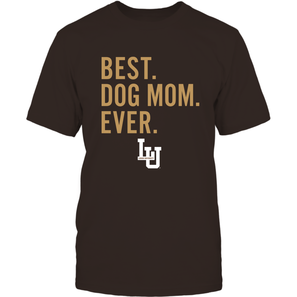 Lehigh Mountain Hawks - Best Dog Mom - Team Front picture