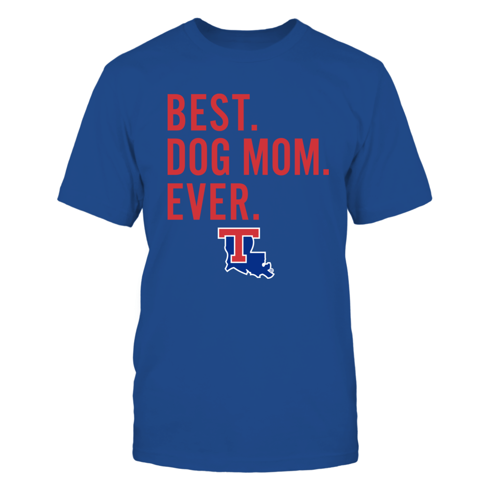 Louisiana Tech Bulldogs - Best Dog Mom - Team Front picture