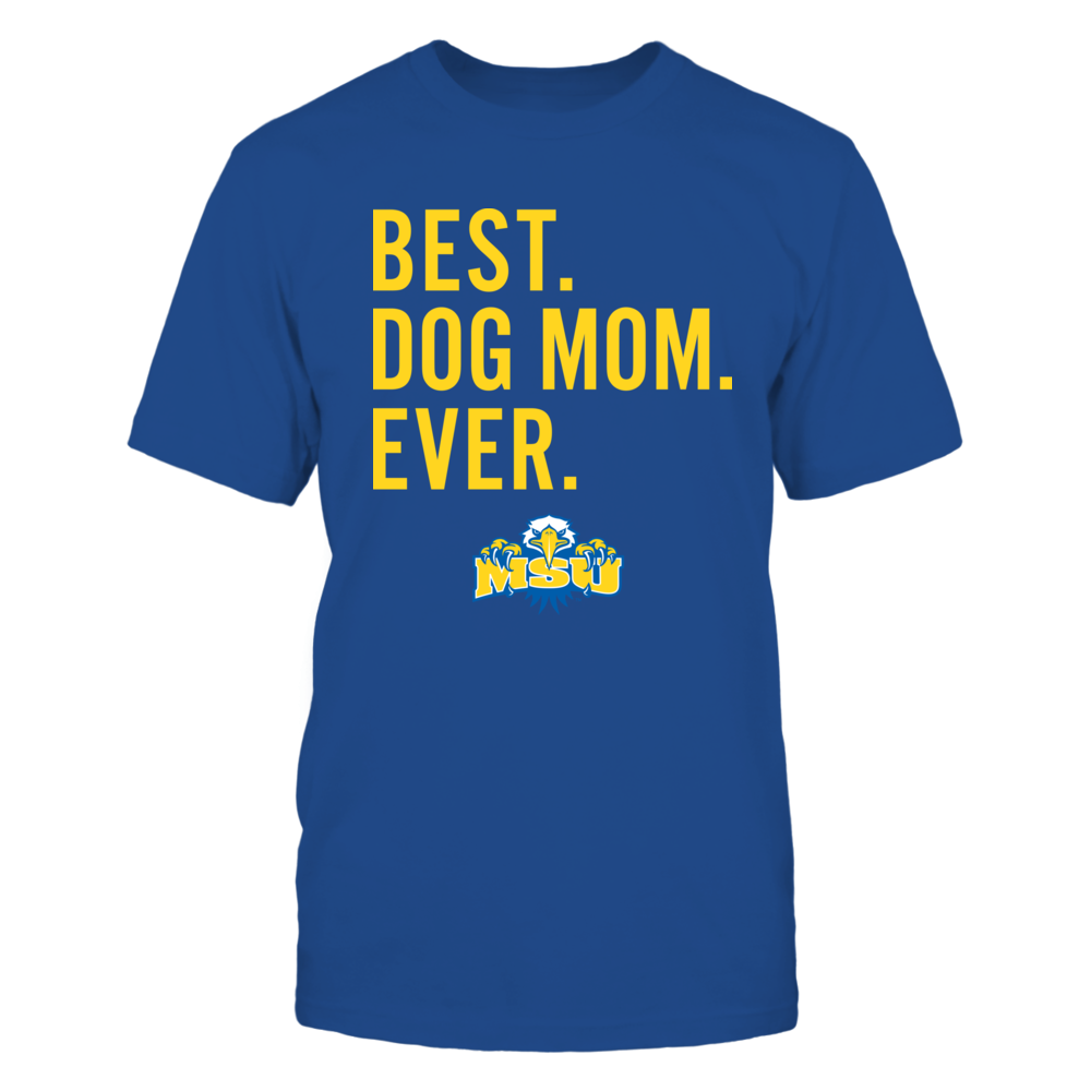 Morehead State Eagles - Best Dog Mom - Team Front picture