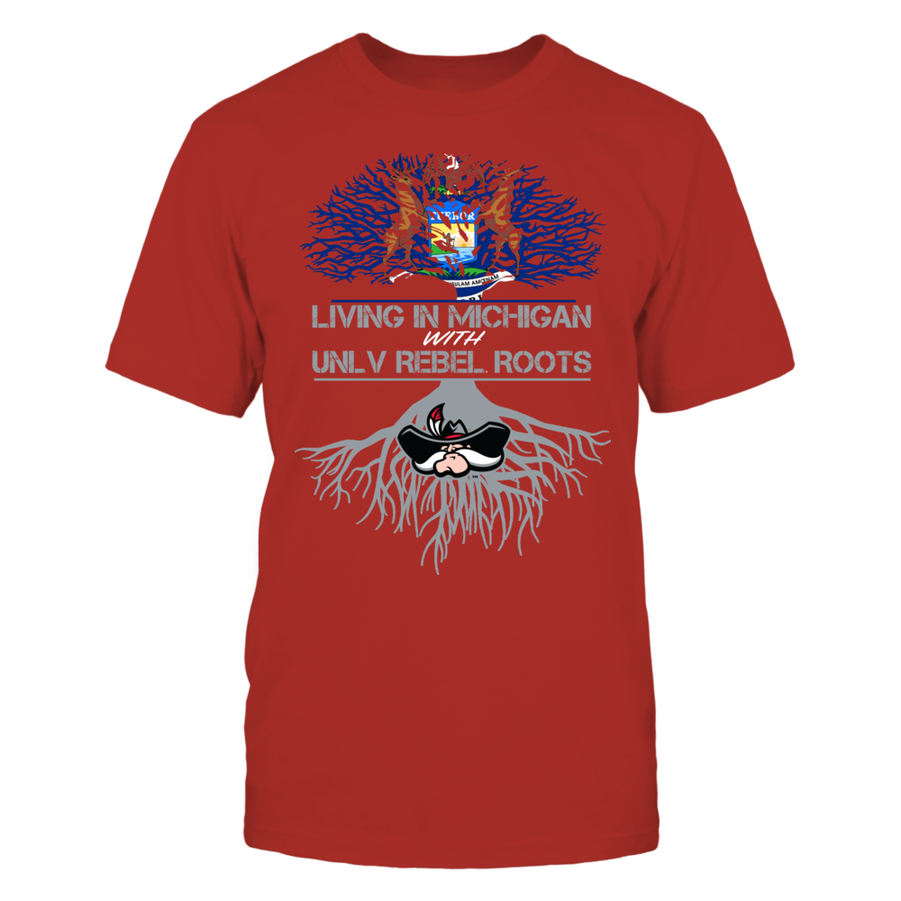 UNLV Rebels - Living Roots Michigan Front picture
