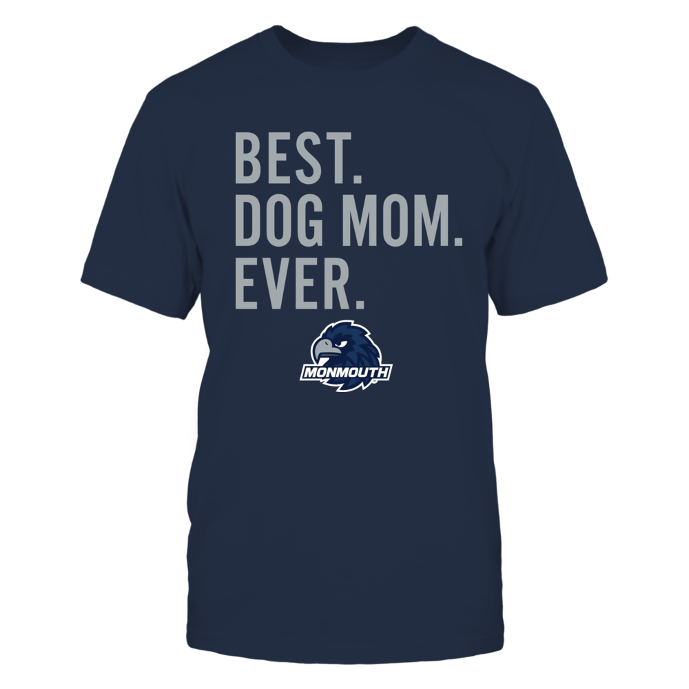 Monmouth Hawks - Best Dog Mom - Team Front picture