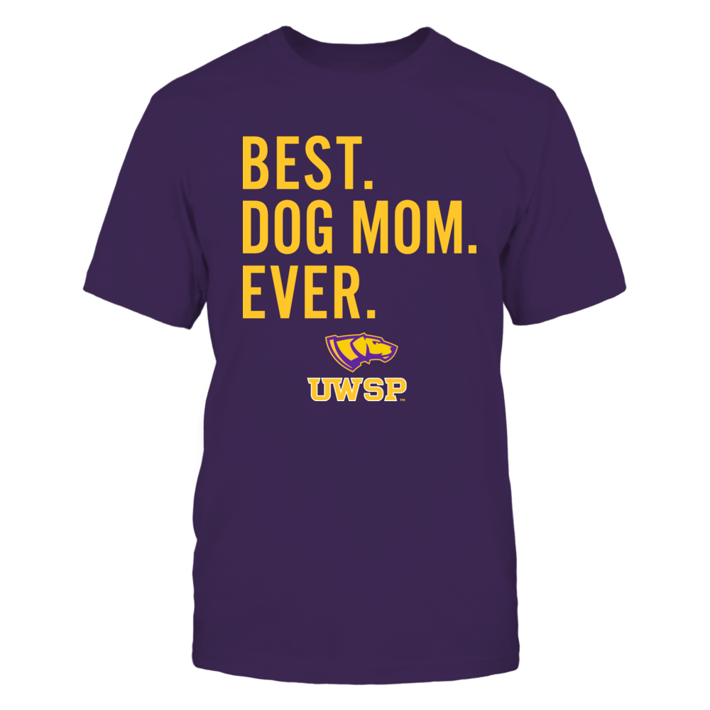 Wisconsin-Stevens Point Pointers - Best Dog Mom - Team Front picture