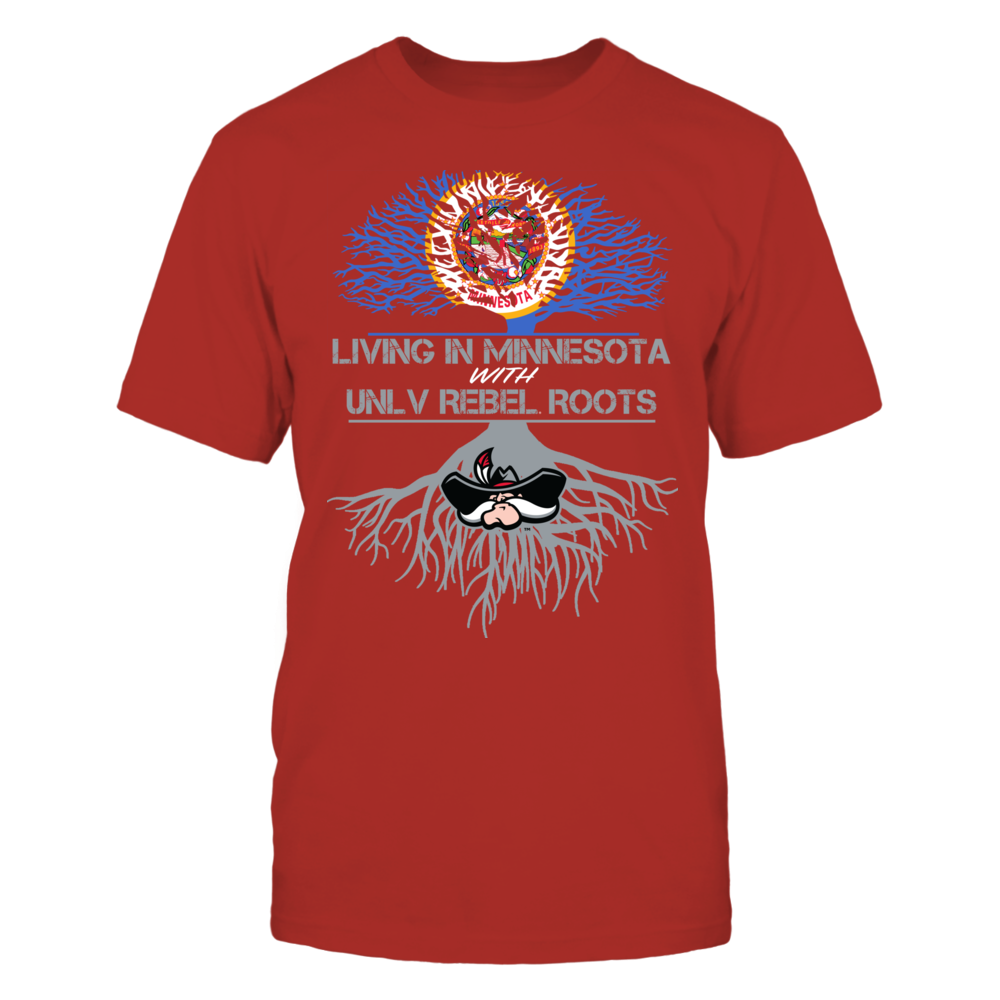 UNLV Rebels - Living Roots Minnesota Front picture