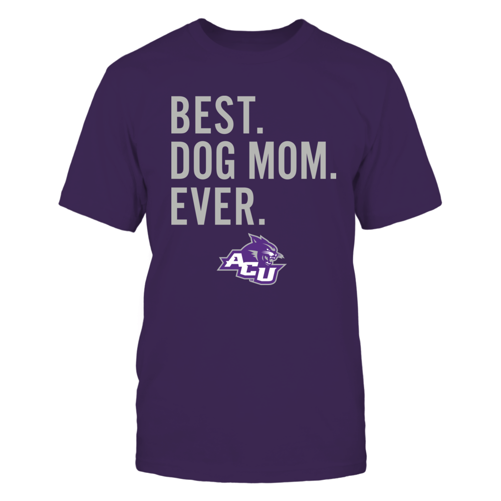 Abilene Christian Wildcats - Best Dog Mom - Team Front picture