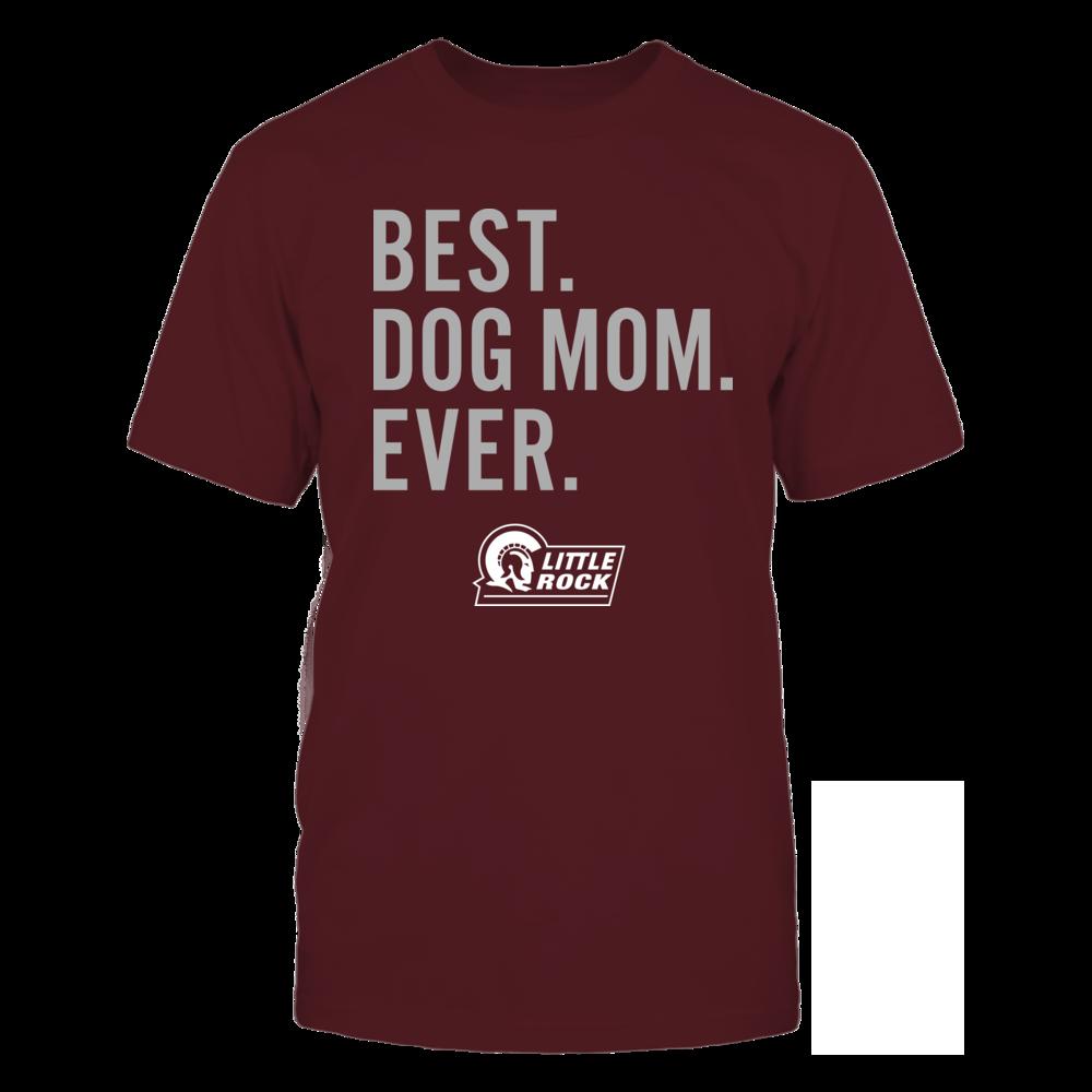 Arkansas Little Rock Trojans - Best Dog Mom - Team Front picture