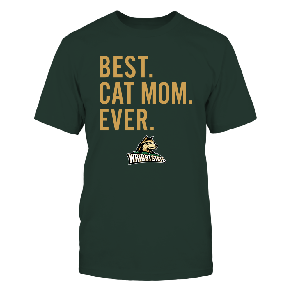 Wright State Raiders - Best Cat Mom - Team Front picture