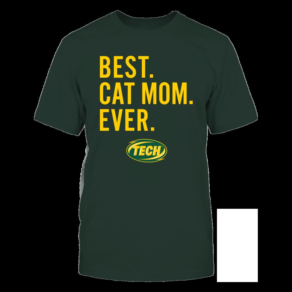 Arkansas Tech Golden Suns - Best Cat Mom - Team Front picture