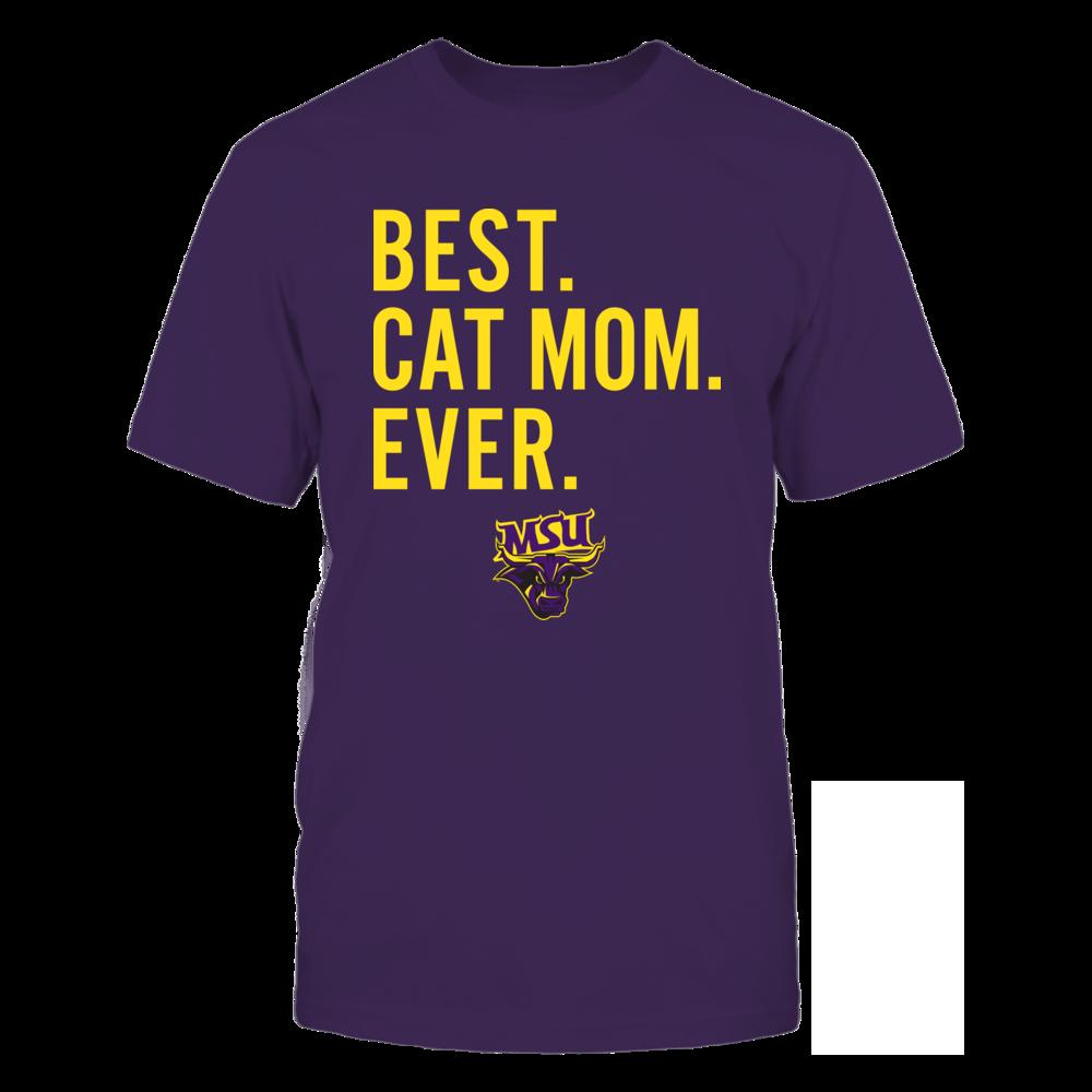 Minnesota State Mavericks - Best Cat Mom - Team Front picture